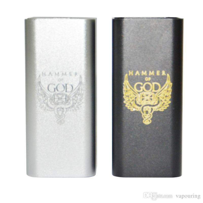 Elektrische Zigaretten Neueste Hammer Von Gott V3 Mod Fit 4 Stücke ...