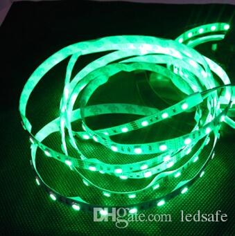 5M RGB LED 스트립 라이트 12V SMD5050 300 LED 스트립 + 44KEYS 원격 컨트롤러 비 방수 휴일 결혼식 장식 조명 CE ROSH MOQ20