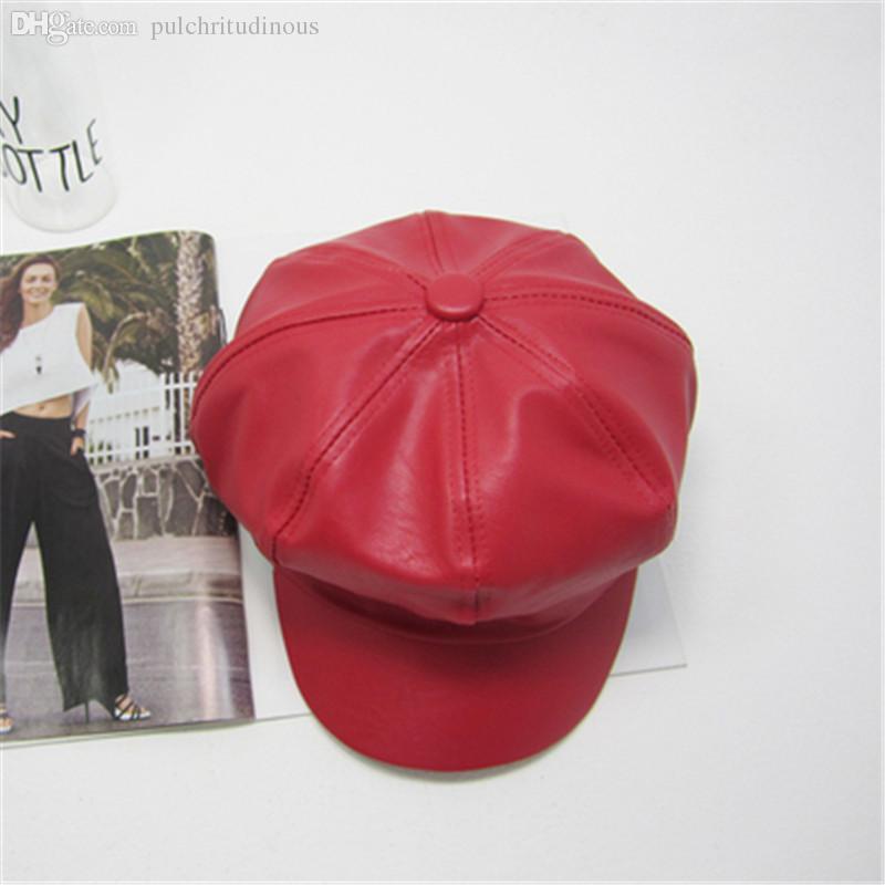 ee23f31e2f365 Wholesale-Vogue Visor Cap Forwomen And Men Peaked Cap Casquette Good ...