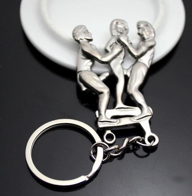 New 8 Design Adult S Delight Keychain Eros Key Ring