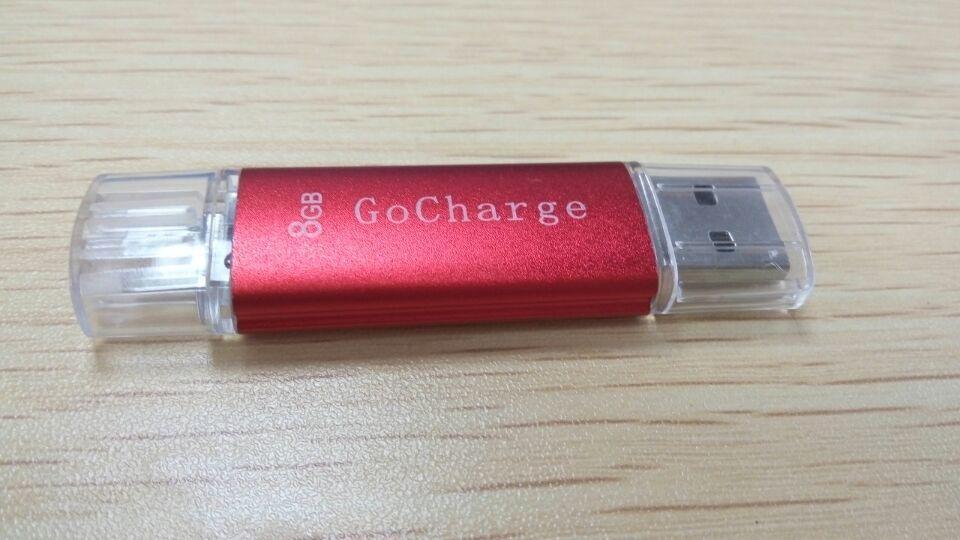 Akıllı Cellhone Pendrives 002 için 64 GB 128 GB 256 GB USB 2.0 Flash Sürücü sürücü OTG harici depolama usb bellek çubuğu