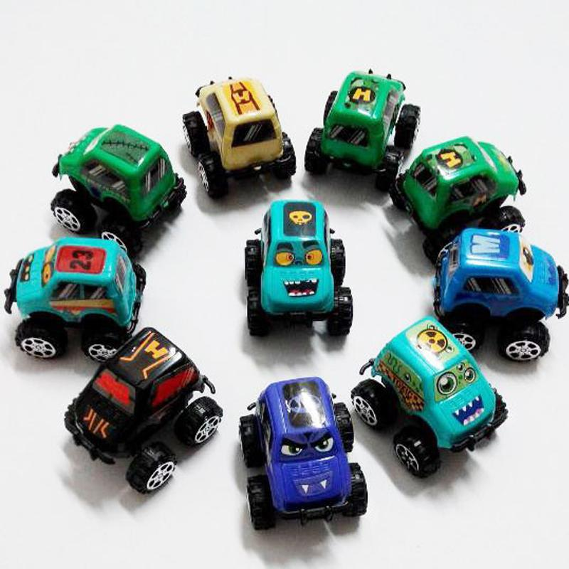 free shipping 9pcs lot pulls car toys for baby kids race car kid mini cars super small shop truck street car