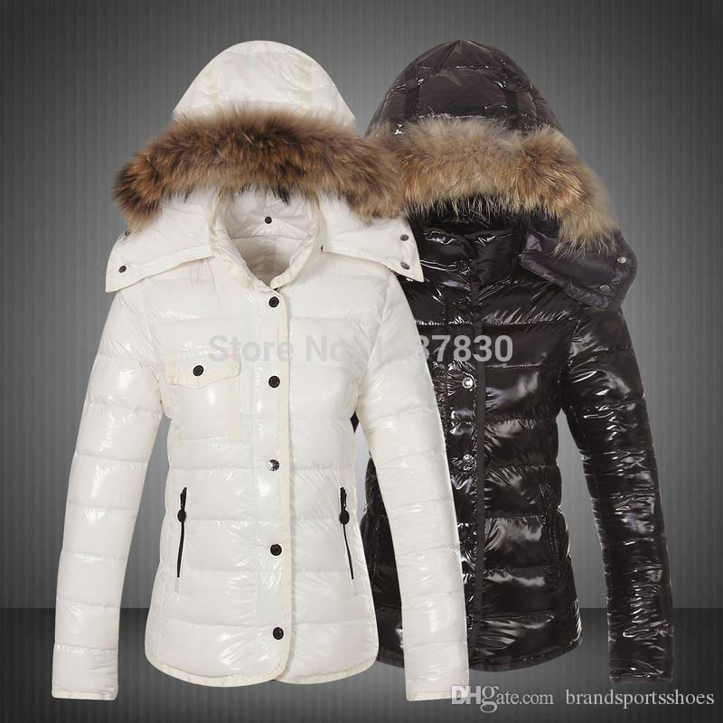 2017 Ladies Coat Women'S Down Jacket Lady Down Parkas Winter ...