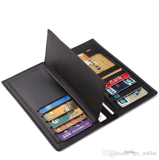 La vida es una billetera extraña. Bonito bolso de dibujos animados. Anime, corto, largo, caja de cuero, caja de billetes, dinero, cartera, bolsa de viaje, bolsa suelta, portatarjetas.