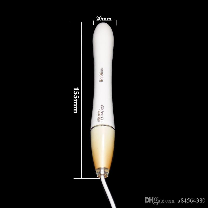 Temperatura del cuerpo humano 37.5 Control automático USB varilla de calentamiento Taza de masturbación masculina Juguetes Productos sexuales más cálidos para hombres