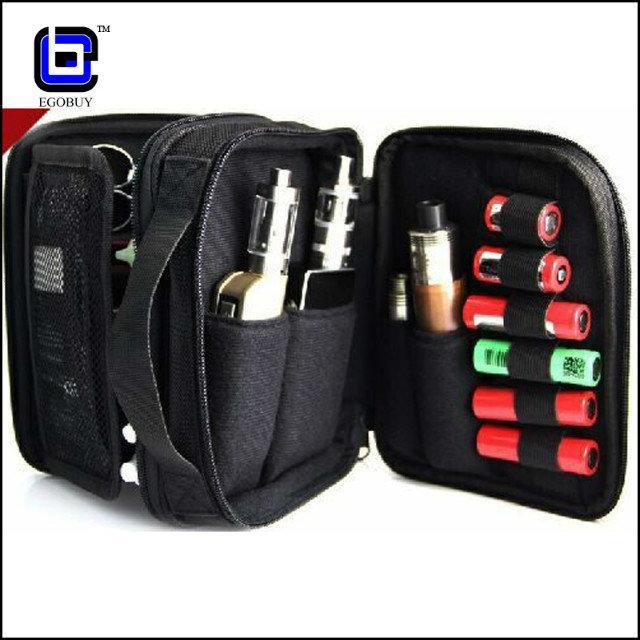 Vape Bags Vapor Pocket Double Deck Vaping Bag Vape Carry