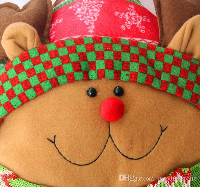 40cm Xmas decoration star cushion cute bedding pillow kids gift holiday decoration