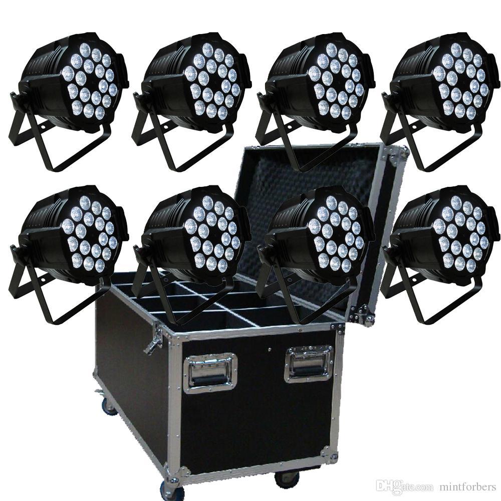 LED Multi Dj Par Light can par 64 Indoor 18X15W RGBAW 5-in-  sc 1 st  DHgate.com & 2018 Led Multi Dj Par Light Can Par 64 Indoor 18x15w Rgbaw 5 In 1 ... azcodes.com
