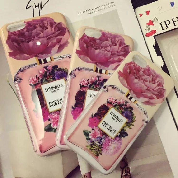 Fashion Designer Iphoria Nail Polish Perfume Bottle Silicon Cases ...