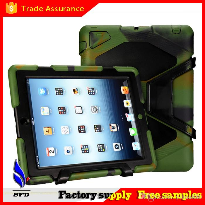 for ipad air ipad air 2 ipad mini 1234 ipad 234 military extremecheap retail box for cellphone cases best imd case