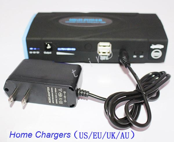 High Quality 38000mAh Car Jump Starter Multi-Function Portable 12V Gasoline/Diesel car start power Phone charger Power Bank battery pack