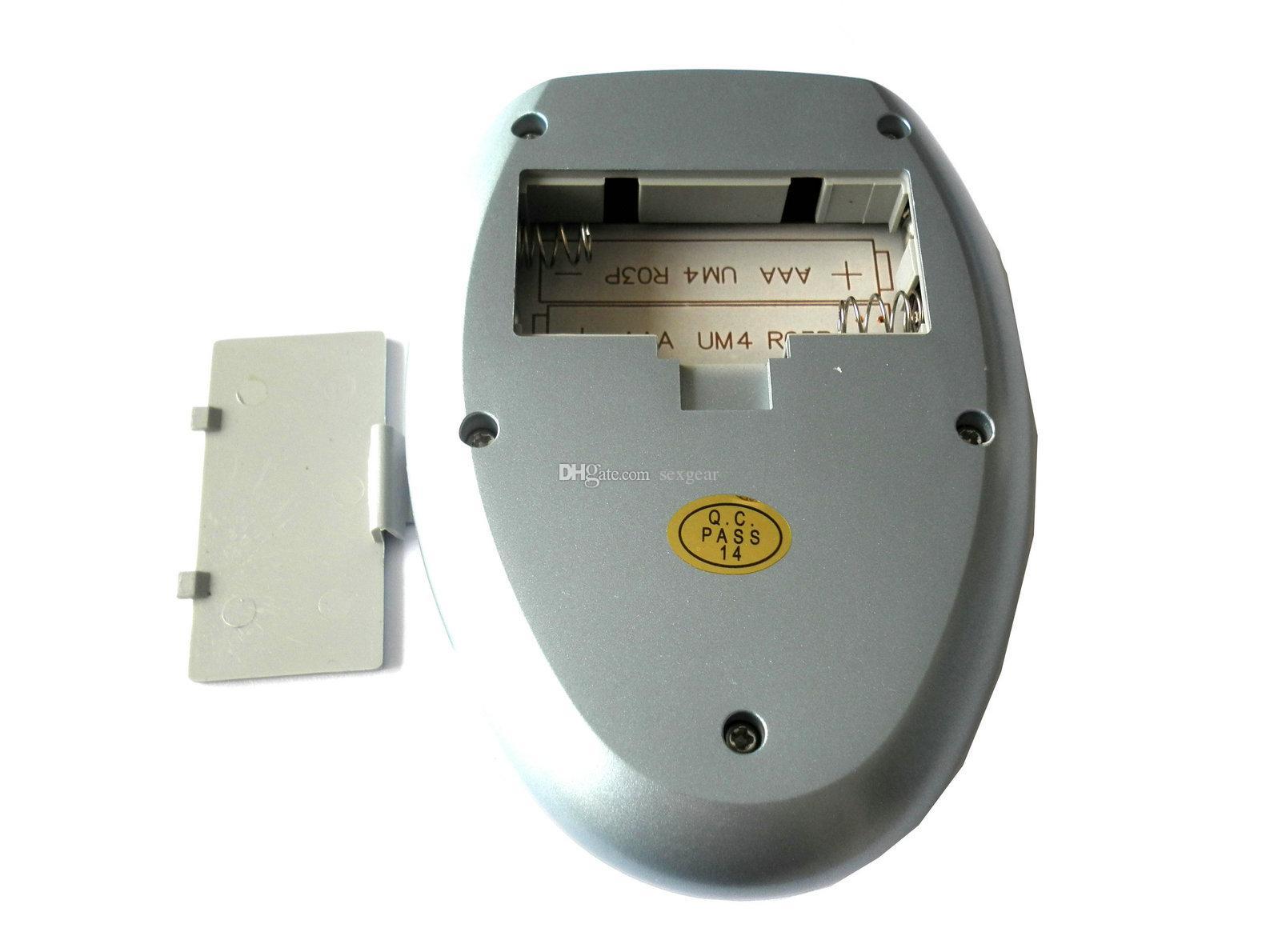 Cuidados de Saúde do agregado familiar Acupuntura Estimulador Massageador Máquina de Saúde Gadgets de Relaxamento Elecric Pulse Shock Massageador de Corpo Inteiro w / 4 Gel Pad