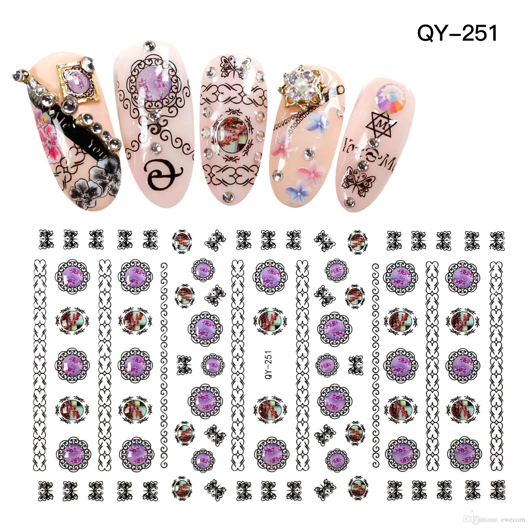 High Quality Nail Sticker Marilyn Monroe Nail Art Water Decals ...