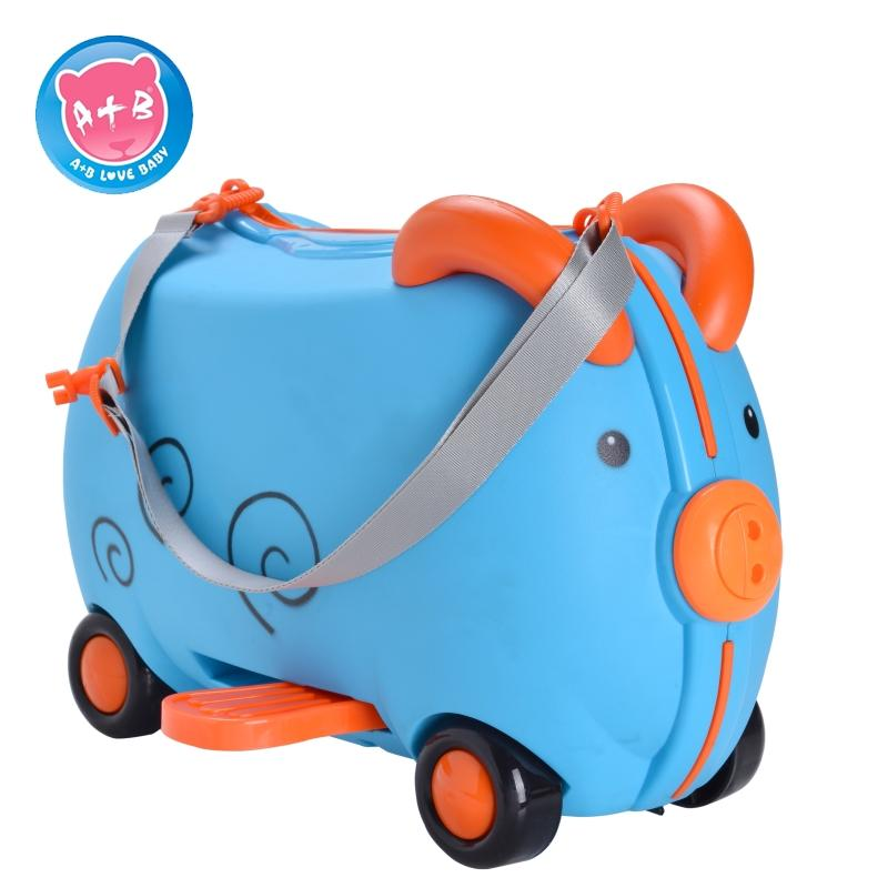 Child Travel Bag Trolley Luggage Travel Bag Child Baby Drag Boxes ...
