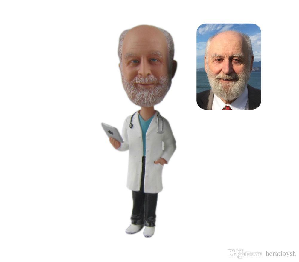 Großhandel Doctor Bobblehead Geburtstagsgeschenk Weihnachtsgeschenk ...