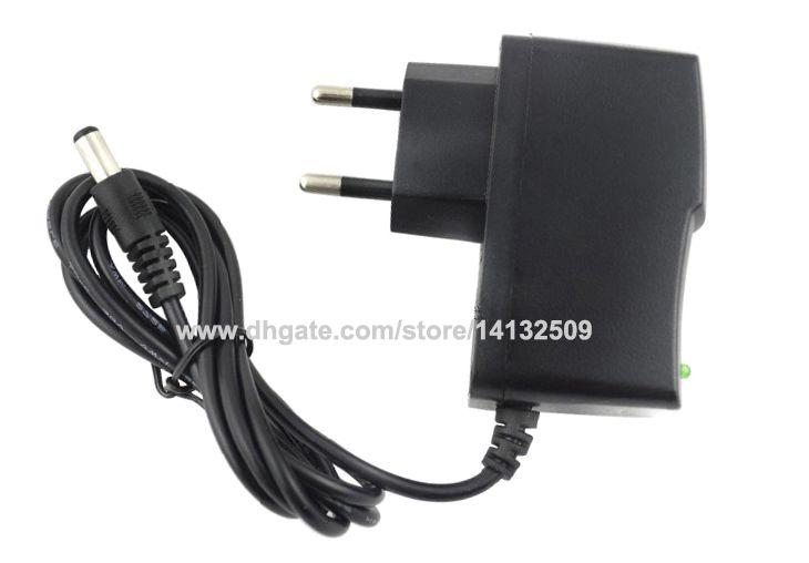AC DC 12V 1A Power Supply adapter 12V Adaptor For CCTV Cameras EU / US Plug High Quality Fedex / DHL