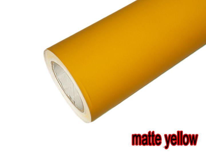 Haute qualité noir mat en vinyle Wrap air libre Bubble pour les autocollants de voiture LIVRAISON GRATUITE Taille: 152 cm * 30 cm