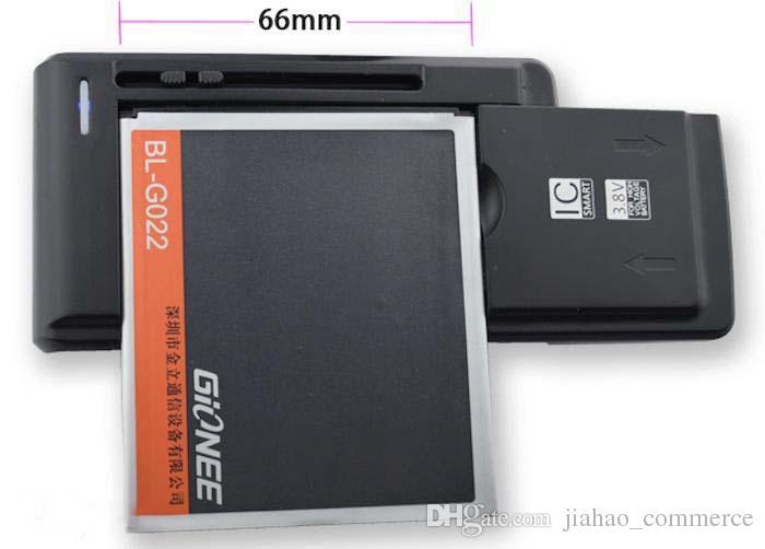 600mAh 출력 범용 충전기, 휴대 전화 배터리 무료 배송 DY