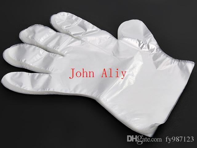 Restaurant Kitchen Gloves wholesale transparent disposable gloves for home cooking beauty