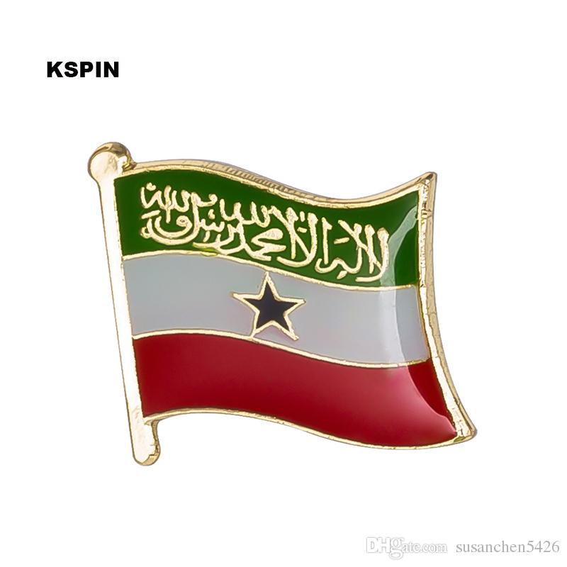 RAINBOW Metal Flag Badge Flag Pin