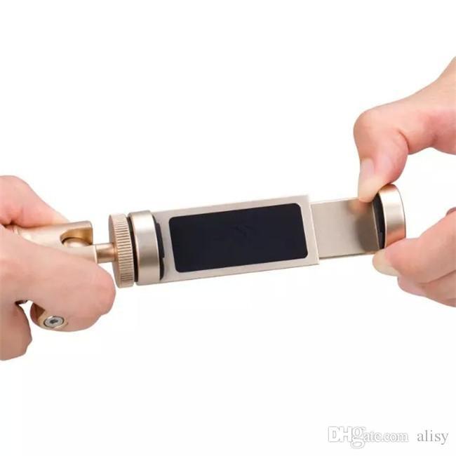 Universal Controle Remoto Momax Selfie Pro Bluetooth Dobrável Selfie Vara com Cam App Comprimento 90 cm Hot Moda