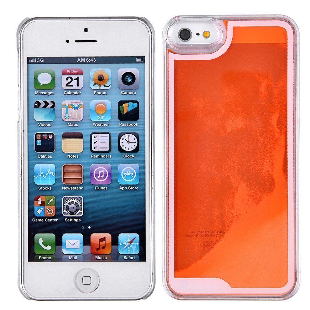 73508ff0bd For Iphone 6 Plus Cool Liquid Case Special Luminous Powder Glow In The Dark  Quicksand Liquid Clear Hard Case For Iphone 6/6s Plus 5/5s Cell Phone Cases  ...