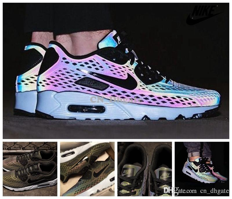 By Photo Congress || Nike Air Max 90 Ultra Moire Qs Iridescent