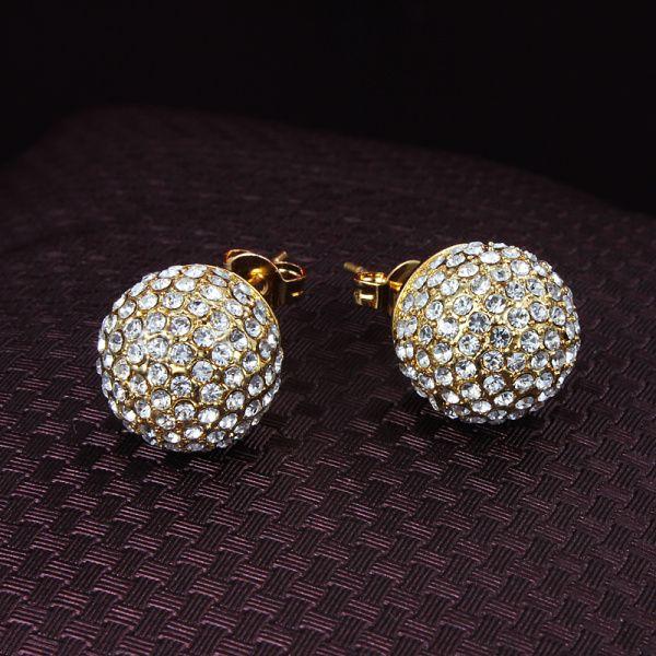 Cute Ball Earrings