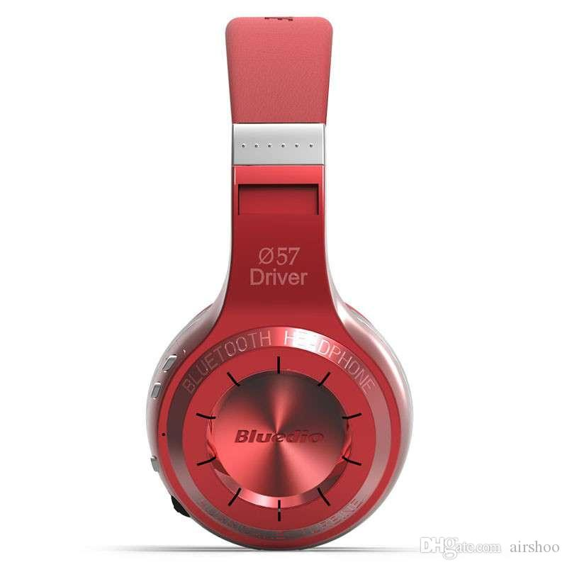 MOQBluedio HT Bluetooth casque 4 couleurs sans fil casque avec boîte de détail blht ht parfait Bass DHL gratuit