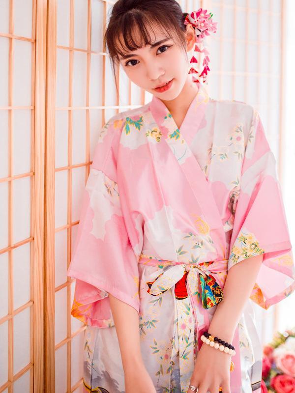 Japanese Silk Pajamas Breeze Clothing