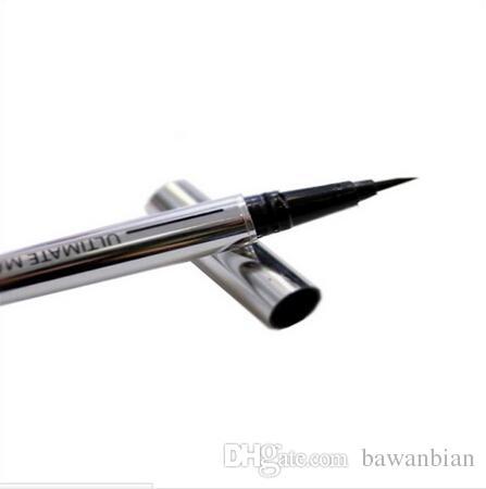 2 ADET Sıcak Ultimate Siyah Likit Eyeliner Uzun ömürlü Su Geçirmez Eyeliner Kalem Kalem Güzel Makyaj Kozmetik Araçları