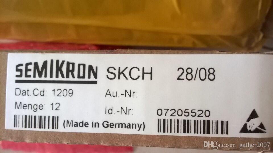Nuevo y original Power Module SEMIKRON SKCH28 / 08
