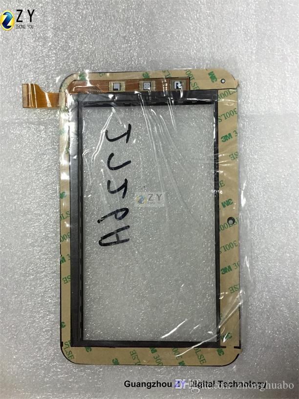 Parte di ricambio del pannello dello schermo di tocco del convertitore analogico / digitale del PC della compressa da 7 pollici SDKPG7-603-FPC LLT-P27267A / ZY TOUCH