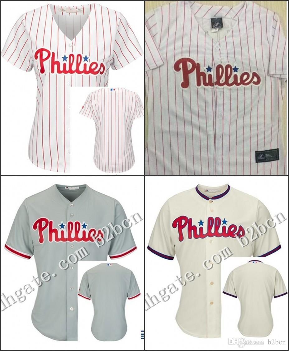 56719861 Cheap Authentic Women Philadelphia Phillies Jersey Girls #blank Baseball  Jerseys Ladies All Stitched Size S-2XL for Sale Philadelphia Phillies Jersey  Blank ...