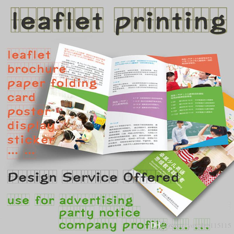 a4 flyer printing leaflets pages advertising 157 g dm double sided coated paper poster brochure design paper supplier paper supply store from yoyolee115115