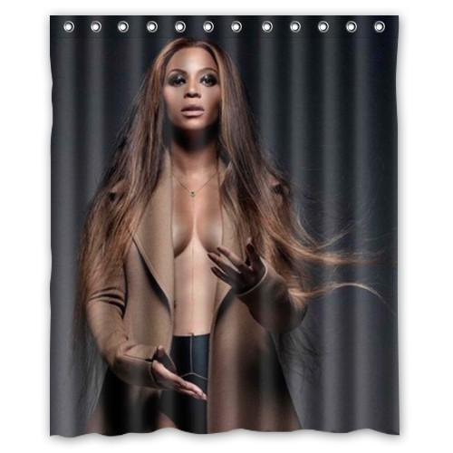 Fashion Beyonce Shower Curtain 60x72 Pop Style On Sale UK 2019 From Littleman913 3718