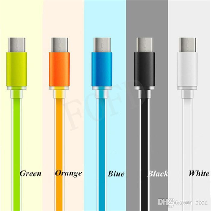 USB Typ C zu USB 3.1 Daten Sync Ladekabel für Typ-C-Geräte neues MacBook Nokia N1 Tablet OnePlus 2