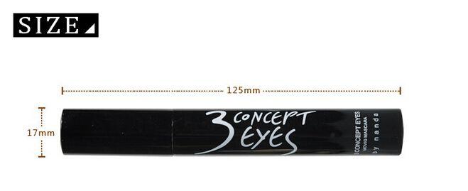 Подлинная Горячая 3ce Тушь для ресниц не цветет подлинной оптом толстые 3 концепции глаз макияж