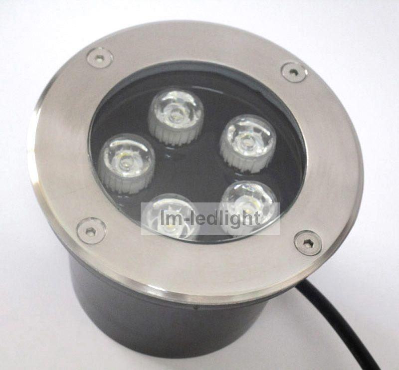 10pcs lampe led sur pied 5w deck lights dia120mm 5 Incroyable Lampe Led Sur Pied Ojr7