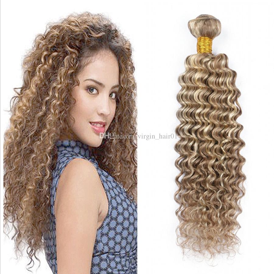 Curly Brown Hair Highlights Suppliers Best Curly Brown Hair