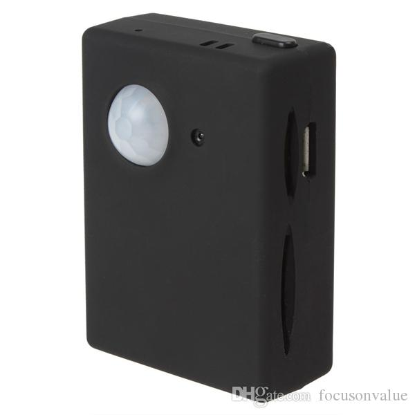 مصغرة لاسلكية 1.3M كاميرا الأشعة تحت الحمراء فيديو الأمن GSM الطلب التلقائي وزارة الداخلية GPS البير MMS نظام إنذار
