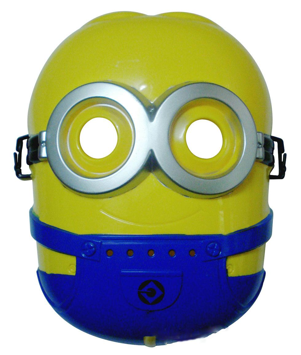 Led Light Masks Despicable Me Minion Mask Halloween Costume ...
