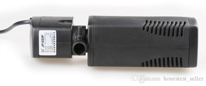 Marchio Sunsun JP-024F -22W JP-024F -35W in 1 filtro interno acquario Filtro interno acquario serbatoio di pesce Pompa ossigenazione