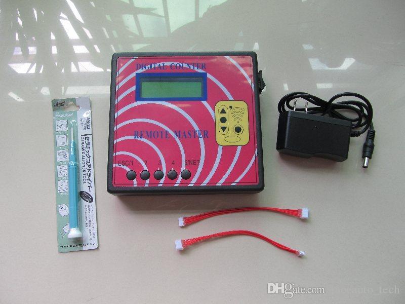Cheapest Original Digital Counter Remote Master Auto key programmer counter remote duplicator best quality