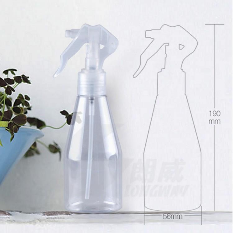 200 мл портативный пластиковый распылитель прозрачный макияж влаги распылитель горшок тонкий туман распылитель бутылки волос парикмахерские инструменты