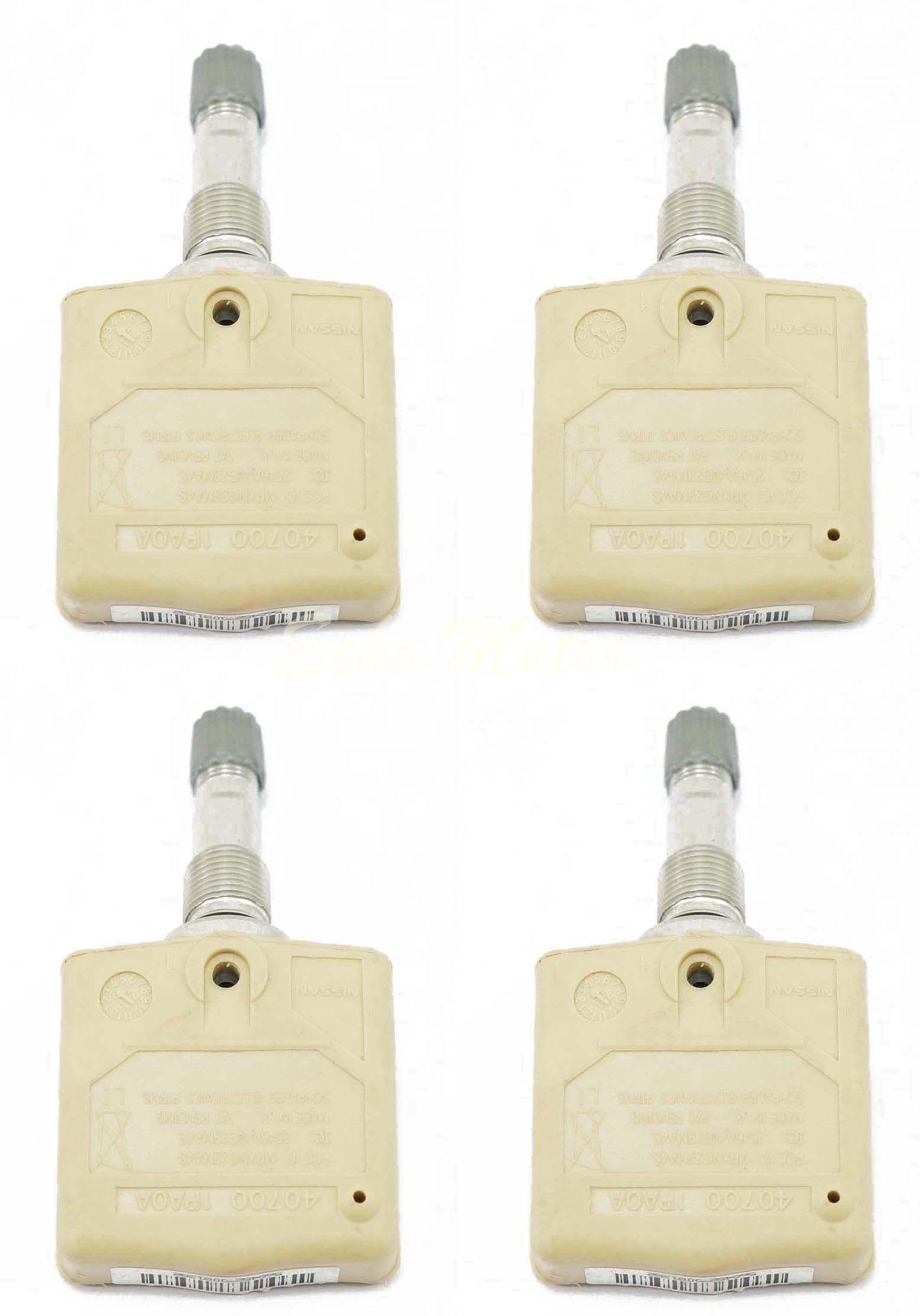 * NEW * Reifendruckkontrollsensor TPMS für Nissan 40700-1PA0A 407001PA0A