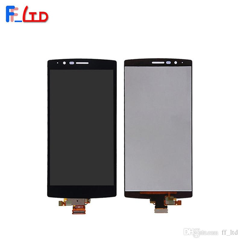 Display LCD originale per LG G4 H810 H811 H815 VS991 US991 LS991 Digitalizzatore di display LCD con touch screen Assemblaggio completo Sostituire 100% testato
