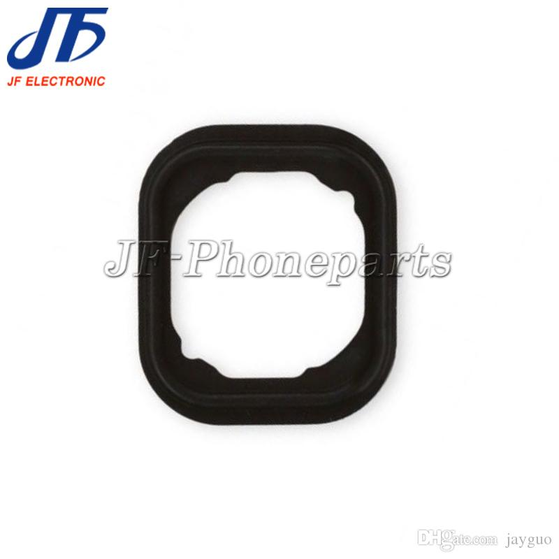 10pcs/lot Free Shipping Home Button Rubber Gasket for iPhone 6 4.7 and 6 Plus Repair Parts Replacement