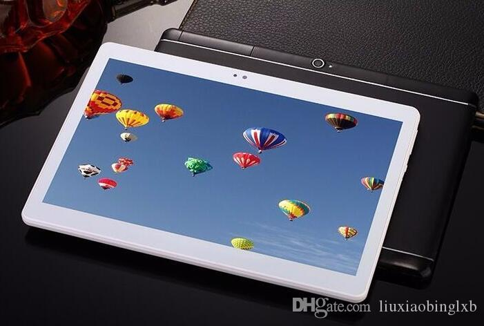 2018 Free Ship 10 inch tablet Octa Core 4G FDD LTE 4GB+64GB 8 Cores 1920x1200 8.0MP Dual SIM Cards wifi GPS Tablets 10.1