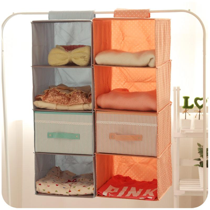 Wall Hanging Storage 2017 cloth wardrobe hanging storage bag wall hanging clothes bag